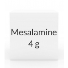Mesalamine 4g/60ml Rectal Suspension (7 Enema Box)