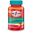 One A Day® VitaCraves® Gummies With Healthy Metabolism Support- 60ct