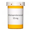 Metaproterenol 10mg Tablets