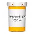 Metformin ER 1000 mg Tablets