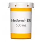 Metformin ER 500mg Tablets