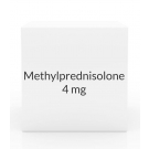 Methylprednisolone 4mg Dose Pak- 21 Tablets (Greenstone)