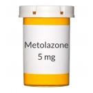 Metolazone 5mg Tablets (Generic Zaroxolyn)