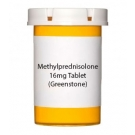 Methylprednisolone 16mg Tablet (Greenstone)