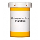 Methylprednisolone 8mg Tablets