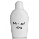 Metrogel 1% Topical Gel - 60g Tube