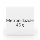 Metronidazole 0.75% Topical Gel - 45 g Tube (Prasco)