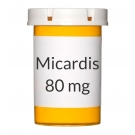 Micardis 80mg Tablets