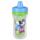 The First Years Disney Mickey Mouse Insulated Sippy Cup, 9oz