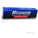 Miconazole Nitrate 2% Cream - 1 oz.