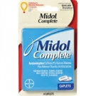 Midol Complete Caplets- 4ct