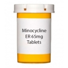 Minocycline ER 65mg Tablets