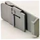 Minimed MMT161C Spring Belt Clip Charcoal-DISCONTINUED***ONLY 7 LEFT IN STOCK******