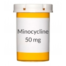 Minocycline 50 mg Capsules