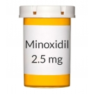 Minoxidil 2.5mg Tablets