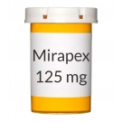 Mirapex 0.125mg Tablets