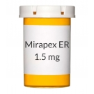 Mirapex ER 1.5mg Tablets
