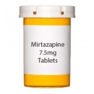 Mirtazapine 7.5mg Tablets