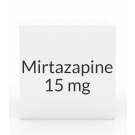 Mirtazapine 15mg  ODT Tablets- 30ct Blister Pack
