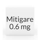 Mitigare 0.6mg Capsules