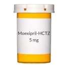 Moexipril-HCTZ 15-12.5 mg Tablets ***Temporary Price Increase Due To Manufacturing Issues. Possible Shipping Delays.***