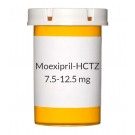 Moexipril-HCTZ 7.5-12.5 mg Tablets