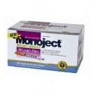 Monoject Insulin Syringe 29 Gauge, 1/2cc, 1/2