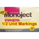 Monoject Ultra Comfort Insulin Syringe 30 Gauge, 3/10cc, 5/16