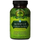 Well Roots Mood Up Stress Down Softgels - 60ct