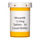 Movantik 12.5mg Tablets-  30 Count Bottle