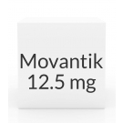 Movantik 12.5mg Tablets 30 Count Bottle