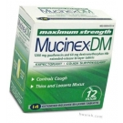 Mucinex DM Maximum Strength 12 Hour - 14 Tablets