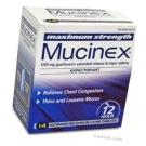 Mucinex Maximum Strength 12 Hour - 14 Tablets