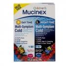 Mucinex Children's Day Time & Night Time Multi-Symptom Cold Relief Liquid- 4oz, 2ct