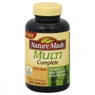 Nature Made Multi Complete Dietary Supplement Tablets- 250ct