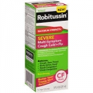 Robitussin® Maximum Strength Severe Multi-Symptom Cough Cold+Flu Liquid- 4oz