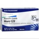 Muro-128  5% Eye Corneal Edema Ointment 2X3.5 Gm