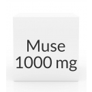 Muse 1000 mg Urethral Suppository - Pack of 6