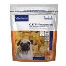 C.E.T. Enzymatic Oral Hygiene Chews for Dogs, Medium- 30ct