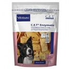 C.E.T. Enzymatic Oral Hygiene Chews for Dogs, Large- 30ct