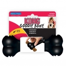 Kong Extreme Goodie Bone, Black, Medium- 1ct