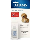 Adams Ear Mite Treatment- 0.5oz