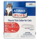 Adams Plus Flea and Tick Collar for Cats- 1ct