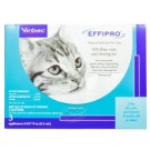 Effipro Plus Topical Solution for Cats and Kittens 8 Weeks and Older(Teal)- 3 Dose