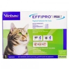 Effipro Plus Topical Solution for Cats and Kittens 1.5 Pounds and Over (Green)- 3 Dose