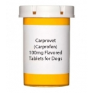 Carprovet (Carprofen) 100mg Flavored Tablets for Dogs