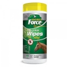 Nature's Force Face & Body Wipes Herbal Formula- 40ct