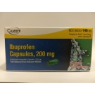 Camber Ibuprofen 200mg Liquid-Filled Capsules 80ct