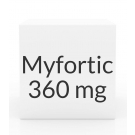Myfortic 360mg Tablets
