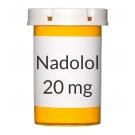Nadolol 20 mg Tablets